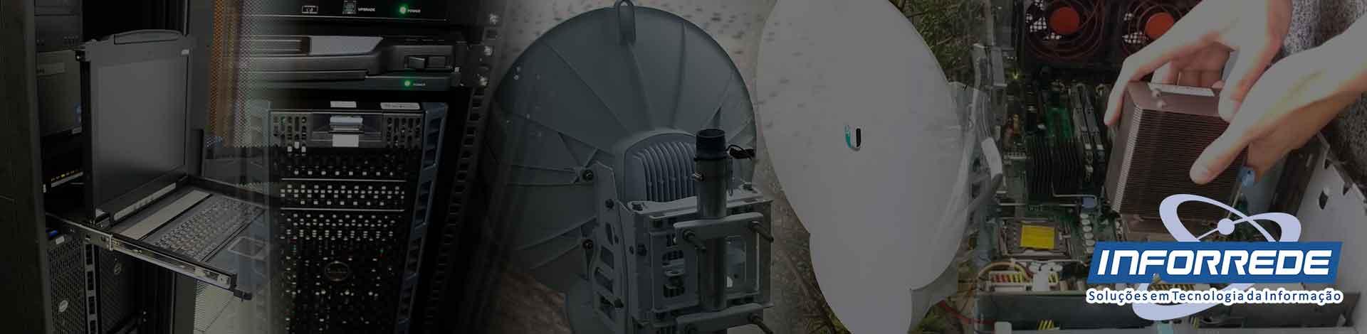Inforrede Solução em Engenharia e Telecom