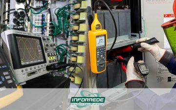 Inforrede é a 1ª empresa mineira a trabalhar com analisador de bateria Fluke BT521